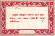 sub055905 - D.P.O. , Discontinued Post Office Post Card