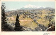 sub055907 - D.P.O. , Discontinued Post Office Post Card