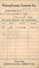 sub055913 - D.P.O. , Discontinued Post Office Post Card