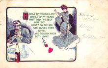 sub055997 - D.P.O. , Discontinued Post Office Post Card