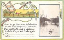 sub056009 - D.P.O. , Discontinued Post Office Post Card