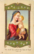 sub057179 - Religion Post Card