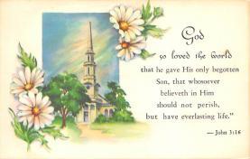 sub057249 - Religion Post Card