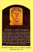 sub057535 - Baseball Post Card