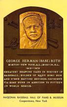 sub057583 - Baseball Post Card