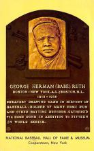 sub057585 - Baseball Post Card