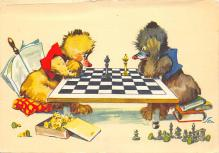 sub057705 - Chess Post Card