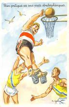 sub057709 - Sports-Misc. Post Card