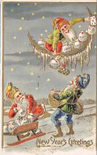 sub057763 - Elves & Gnomes Post Card