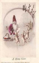sub057765 - Elves & Gnomes Post Card