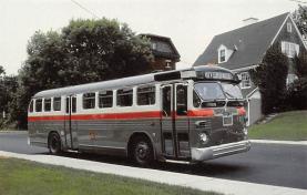 sub058255 - Bus Post Card