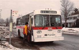 sub058271 - Bus Post Card