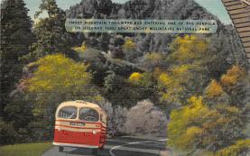 sub058295 - Bus Post Card