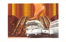 sub058311 - Bus Post Card