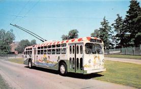 sub058321 - Bus Post Card