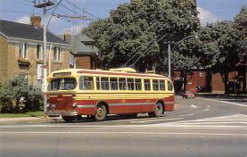 sub058325 - Bus Post Card