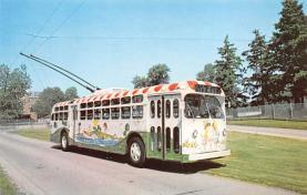 sub058357 - Bus Post Card