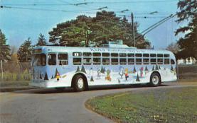sub058359 - Bus Post Card