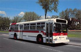 sub058371 - Bus Post Card