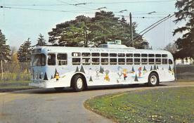 sub058375 - Bus Post Card