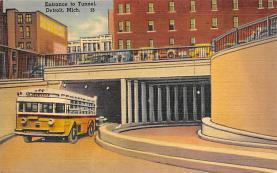 sub058489 - Bus Post Card