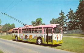 sub058519 - Bus Post Card