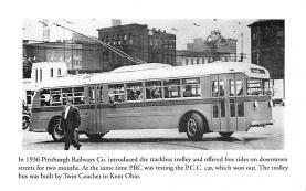 sub058565 - Bus Post Card