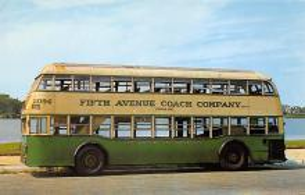 sub058567 - Bus Post Card