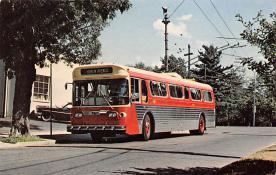 sub058583 - Bus Post Card