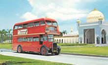 sub058669 - Bus Post Card