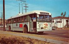 sub058671 - Bus Post Card