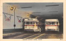 sub058693 - Bus Post Card