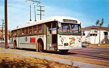 sub058737 - Bus Post Card