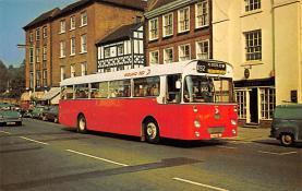 sub058805 - Bus Post Card