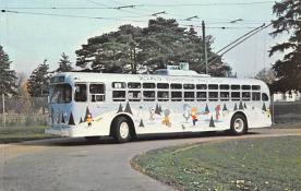 sub058809 - Bus Post Card