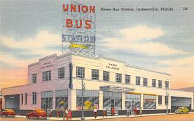 sub058837 - Bus Post Card