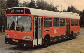 sub058843 - Bus Post Card