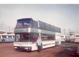 sub058857 - Bus Post Card