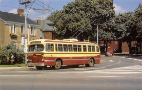 sub058875 - Bus Post Card