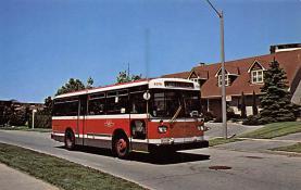 sub058887 - Bus Post Card