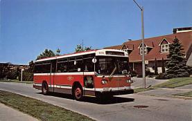 sub058889 - Bus Post Card