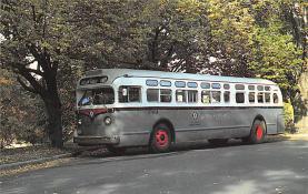 sub058915 - Bus Post Card