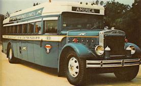 sub058921 - Bus Post Card