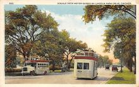 sub058931 - Bus Post Card