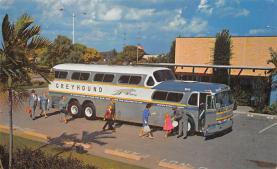 sub058937 - Bus Post Card
