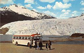sub058943 - Bus Post Card
