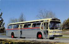 sub058961 - Bus Post Card