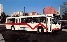 sub058975 - Bus Post Card