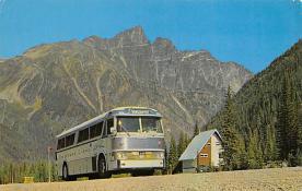 sub058977 - Bus Post Card