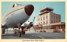 sub059687 - Airplane Post Card